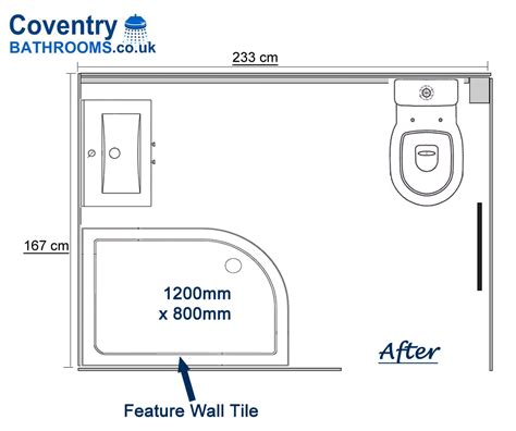 shower floor plan coventry bathrooms 187 shower room floor plan