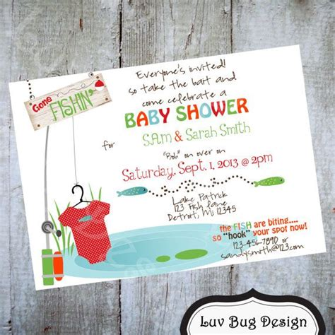 Fishing Baby Shower by 17 Best Ideas About Baby Shower Templates On