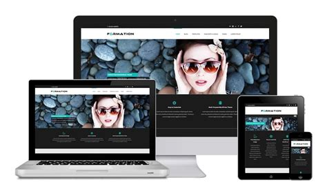 themes wordpress responsive slider formation free wordpress theme 171 template express