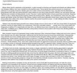 5 Paragraph Essay On School Uniforms by 5 Paragraph Essay On School Uniforms