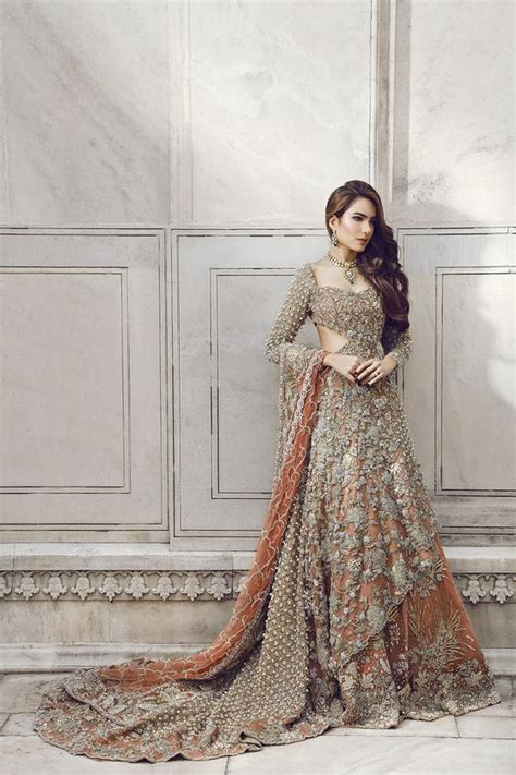 Wedding Hairstyles To Suit Dress by Indian Bridal Anarkali Suits Gowns Collection