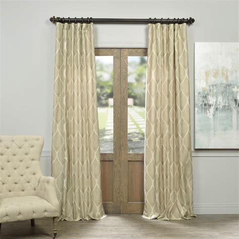 taupe silk curtains molokai taupe faux silk jacquard curtain