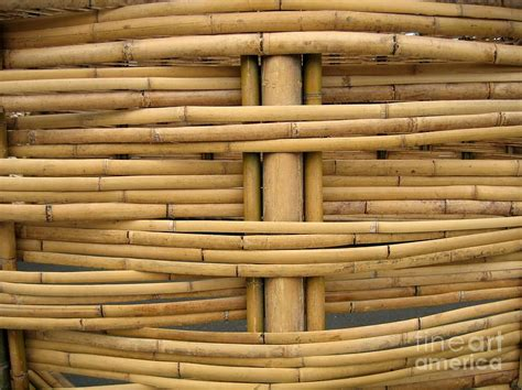 Home Design App With Roof detail of bamboo construction photograph by yali shi