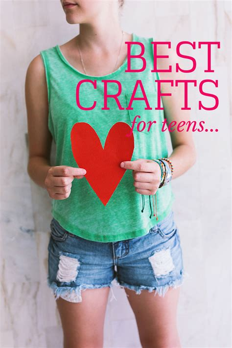 17 brilliant crafts for teens ? A Subtle Revelry