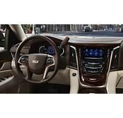 Cadillac 2019 Escalade Dashboard And Interior