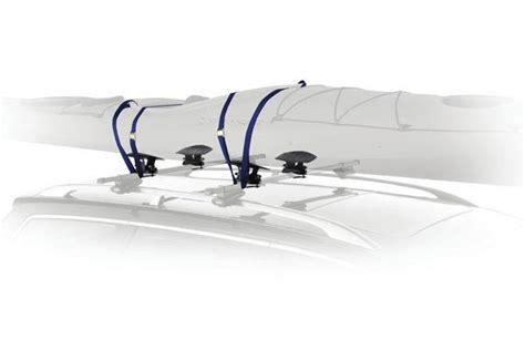 Thule Roof Rack Kayak by Thule 556 Roof Rack Pads Canoe Kayak Surfboard
