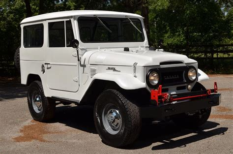 land cruiser for sale 1963 toyota land cruiser fj40 for sale