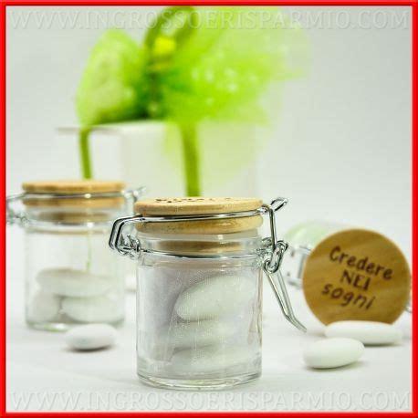 vasi per confettata on line vasetti vetro bomboniere portaconfetti confettata idee on