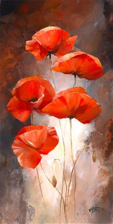 Pflanzen Günstig Bestellen 60 1000 bilder zu poppies poppy flowers mohnblumen paint