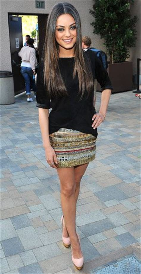 mila kunis style my style pinterest skirts skirt 651 best hollywood back in the day famous people