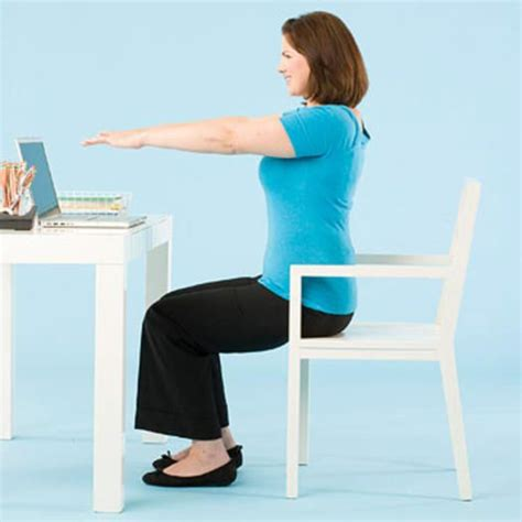 desk exercises for abs 20 best exercises you can do at your desk images on