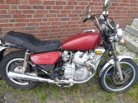 Motorrad Batterie Geladen Springt Nicht An by Honda Motorrad Cx500 Pc01 In Angelburg Honda Bis 500 Ccm