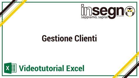 Listino Prezzi Carrozziere - excel gestione clienti