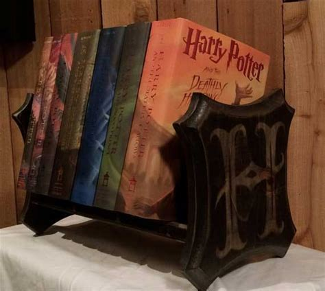 decorative harry potter books harry potter themed shelf decorations for the love of harry
