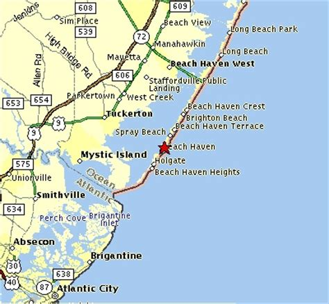lbi map 13 best images about island nj on