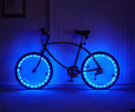 Bicycle Wheel Lights by Soup Your Ride Simple Led Lighting For Your Bike Wheels