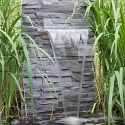 Wasserfall Garten Gabione Wasserfall F 252 R Den Garten Teich Gartenteich Zum Selber