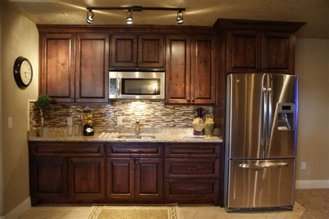 Basement Kitchen Cabinets by Basement Kitchenette Design Ideas