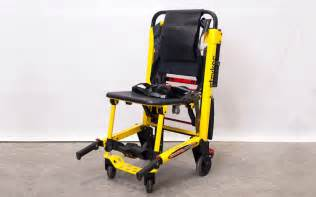 stryker stair chair 6252 used for sale by diac
