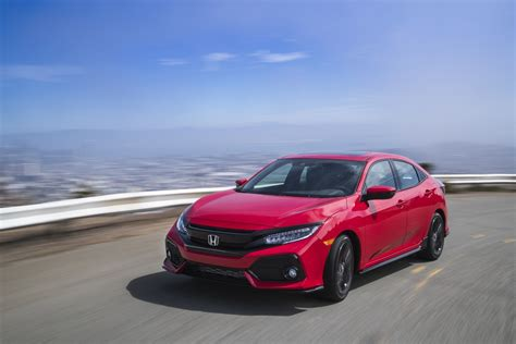 honda civic 2017 goudy honda 2017 honda civic hatchback overview