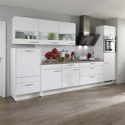 küche mit elektrogeräten günstig kaufen arbeitsplatte obi