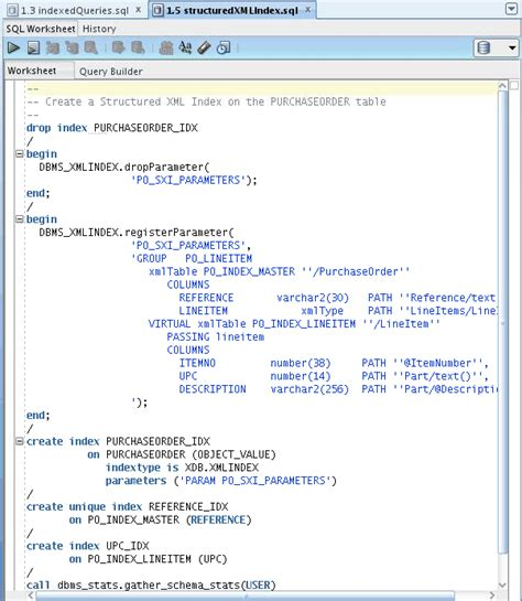 oracle xmltable tutorial using oracle xml db to optimize performance and manage