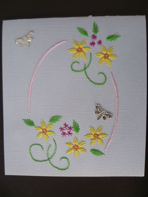 String Greeting Cards - 17 best images about stitching cards string on