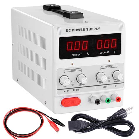 Power Supply 12v 10a Box 30v 10a adjustable dc power supply precision variable dual