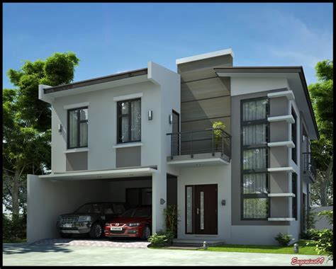 simple house modern style simple modern house with simple modern house