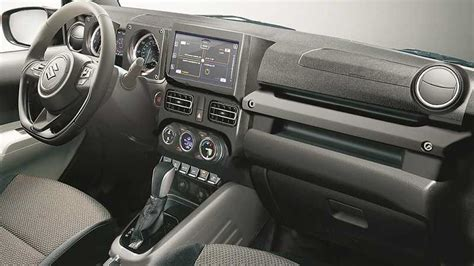 suzuki jimny interior suzuki jimny pictures out to be launched as