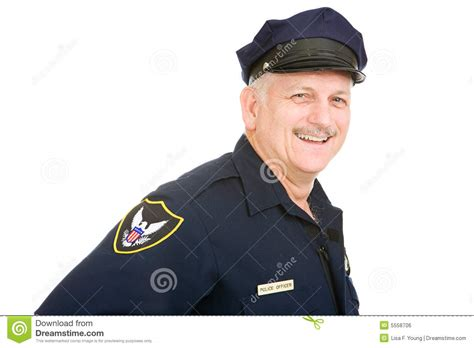Officer Friendly by Officer Friendly Royalty Free Stock Image Image 5558706