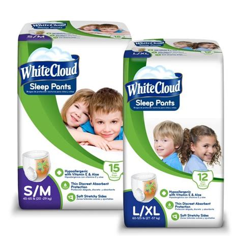 bed wetting at age 9 white cloud sleep pants just right for your little one