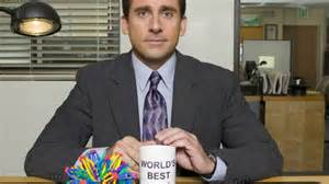 quot manager salesman quot 183 the office 183 tv review the office