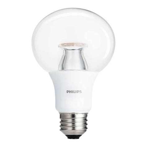 Philips A19 Led Light Bulb Philips 60w Equivalent Soft White Daylight Warm Glow