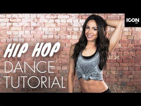 tutorial dance simple easy hip hop dance tutorial danielle peazer youtube