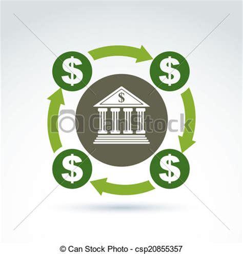 banco de imagenes royalty free vector banking symbol financial system icon royalty