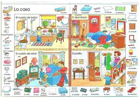 libro la cada de cinco teach another language to kids t a l k davis ca vocabulario de quot la casa quot