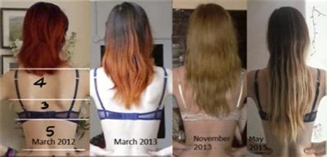 viviscal before and after hair length afro hairanew length best hair growth vitamins