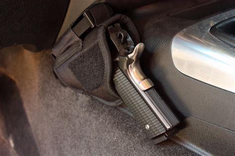 Window Box Seat With Storage - vehicle car truck universal ambidextrous handgun pistol conceal holster amp mount