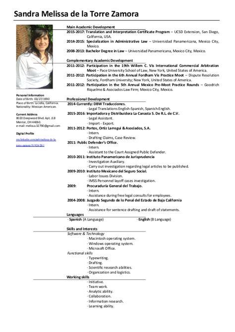 Modelo Curriculum Net Curriculum Vitae Ejemplos Hoja Vida Curriculum Vitae 2017 Eng