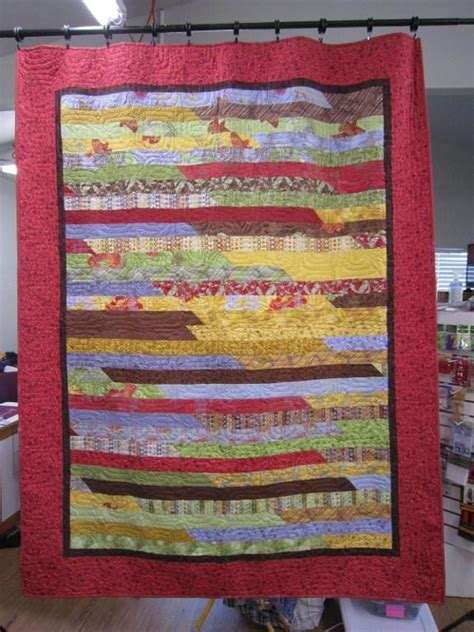 Jelly Roll Quilt Race by Jellyroll Race Via Craftsy Quilting Ideas