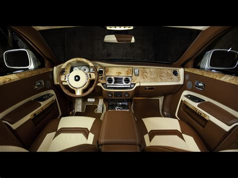 rolls royce interior wallpaper 2010 mansory rolls royce white ghost limited interior 2