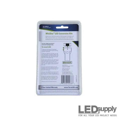 Sale Lu Led Bulb 7 Watt Sensor Suara terralux ministar30m led flashlight maglite bulb