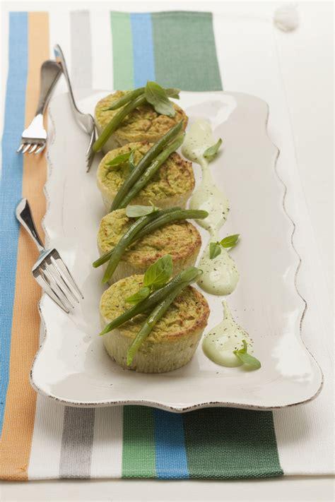 ricette cucina donna moderna sformatini di patate e fagiolini scuola di cucina
