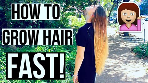 how to let my hair grow from an asymetric hairstyle how to grow your hair longer faster youtube