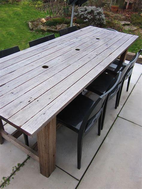 Bricolage Recup Pour Jardin by R 233 Cup De Volets De Baies Vitr 233 Es Pour Fabriquer Une Table