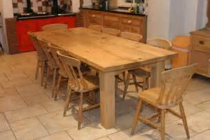 Kitchen Table Design by Different Types And Styles From Farmhouse Kitchen Tables