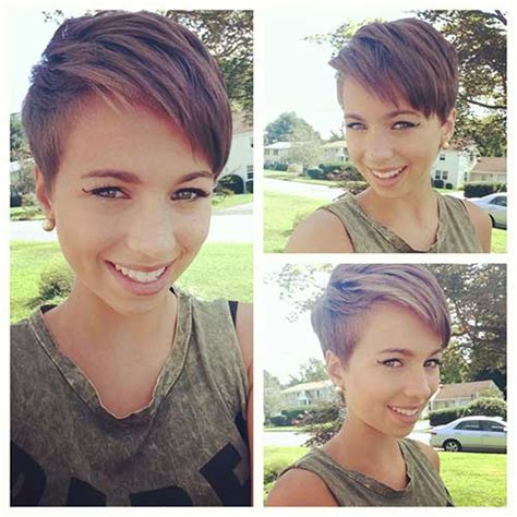 how to style a pixie cut different ways black hair trendy short hairstyles you should see short hairstyles