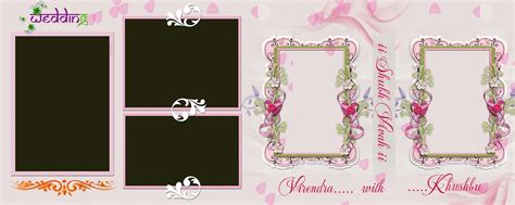 wedding album free templates free wedding album psd templates 12x36 collection