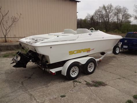 scarab boat motor wellcraft scarab 22 boat with trailer built motor with